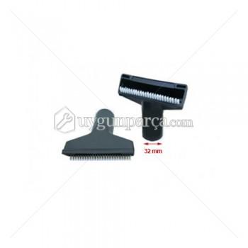 Fırçalı Koltuk ve Perde Emici Başlığı (32mm)