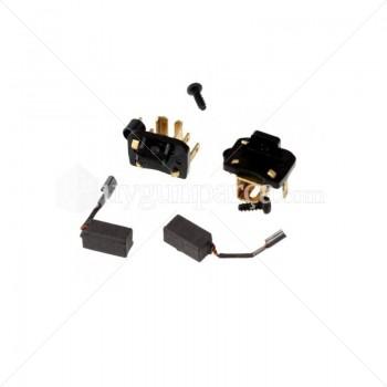 Avuç İçi Taşlama Makinesi Kömür Yuvası - 1004519-17