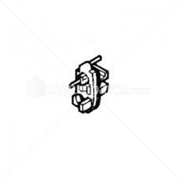 Avuç İçi Taşlama Makinesi Kömür Tutucu - 569665-01