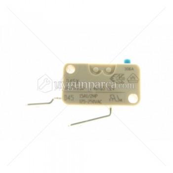 Bulaşık Makinesi Kapak Mikro Anahtarı (Switch) - 1501814006