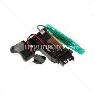 Çift Akülü Şarjlı Matkap Tetik Anahtarı - N171838