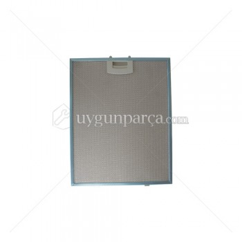 Davlumbaz Aluminyum Yağ Filtresi - Gusto
