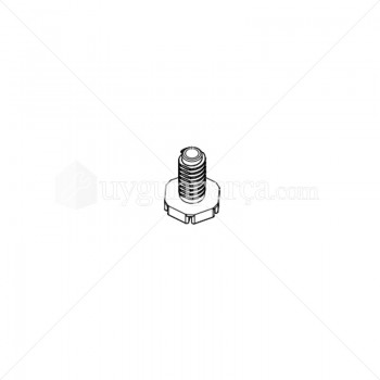 Bulaşık Makinesi Ayarlı Ayak - DD81-01397A