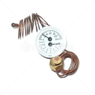 Kombi Manometre Basınç ve Sıcaklık Göstergesi - 8922380