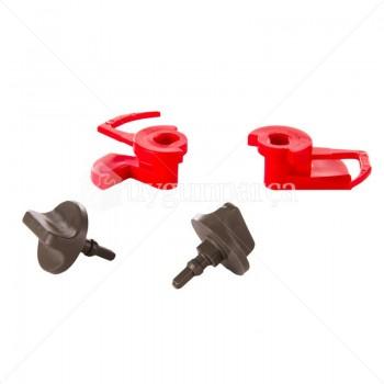 Aspiratör - Davlumbaz Mekanik Kilit Düğmesi - 00181272