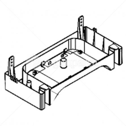 Bosch  Buzdolabı Buharlaştırma Kabı - 11027876