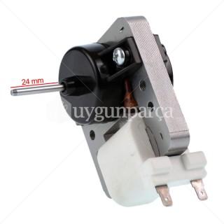Bosch Buzdolabı NF İç Fan Motoru - 10533