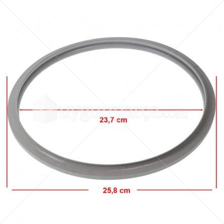 Alkom Vitamine Düdüklü Tencere Kapak Contası ( 23.7 cm )