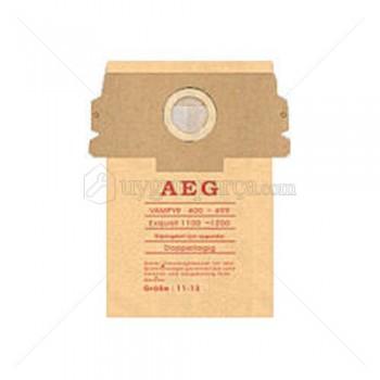 AEK1 Kağıt Toz Torbası - 10 Adet