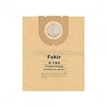 FAK4 Kağıt Toz Torbası - 10 Adet