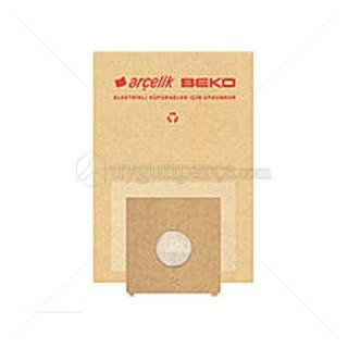 ARK6 Kağıt Toz Torbası - 10 Adet