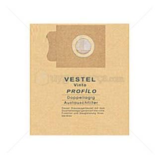 VEK1 Kağıt Toz Torbası - 10 Adet