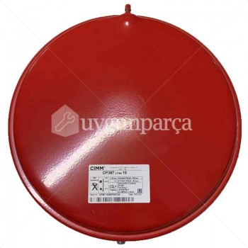 Kombi 10 Litre Genleşme Tankı - 39809690