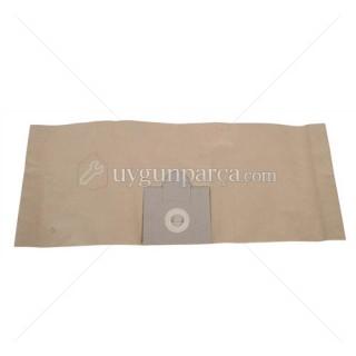KCK7 Kağıt Toz Torbası - 10 Adet