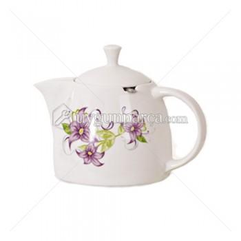 Çay Makinesi Porselen Üst Demlik - MCM 06