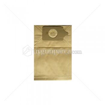 NUK1 Kağıt Toz Torbası - 10 Adet