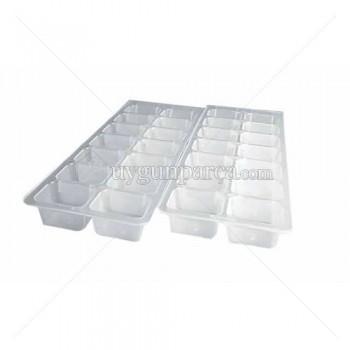 Buzdolabı Standart Buz Kalıbı 14lü