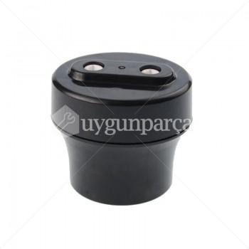 Blender 2li Çırpma Teli Adaptörü - Siyah