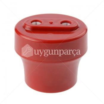 Blender 2li Çırpma Teli Adaptörü - Kırmızı