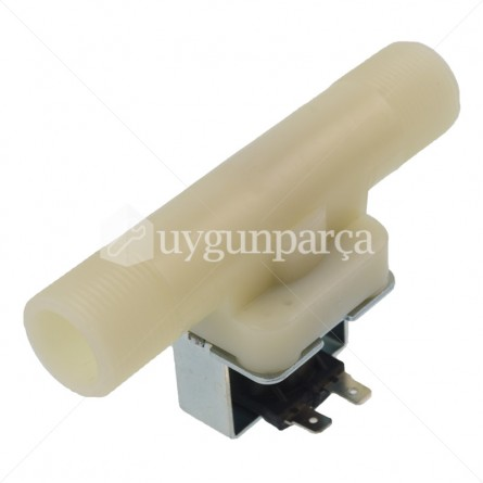 Bulaşık - Çamaşır Makinesi Su Giriş Vanası (Ventili) - 220V 3/4inc