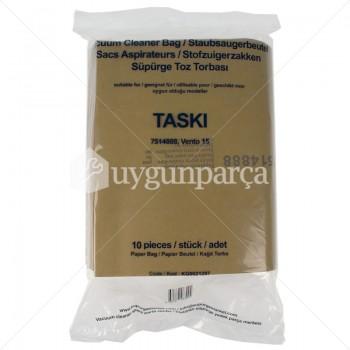 Kağıt Toz Torbası - 10 Adet