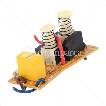 Blender Elektronik Kart ve Açma Kapama Tuşları - 26755